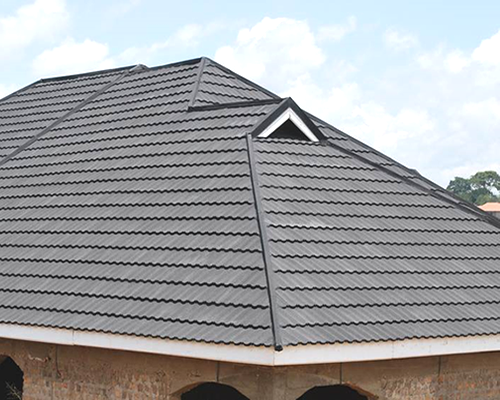 BOND STONE COATED ROOFING TILES