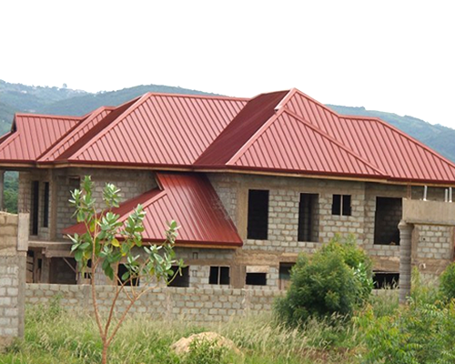 Types Of Aluminium Roofing Sheets And Stone Coated Tiles In Nigeria