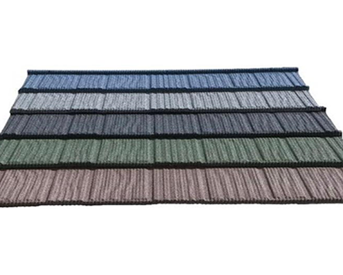 SHINGLES STONE COATED ROOFING TILES